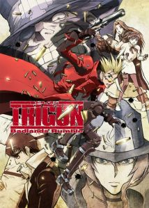Trigun English Image