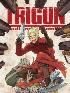 Trigun Japanese Image