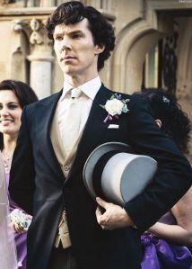 Sherlock Wedding Day